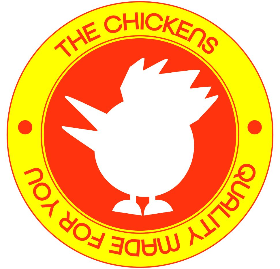 THE CHICKENS FRIED CHICKEN